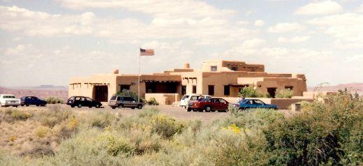 Painted Desert Visitor's Center