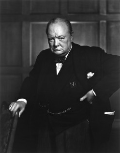 They Changed History: Winston Churchill