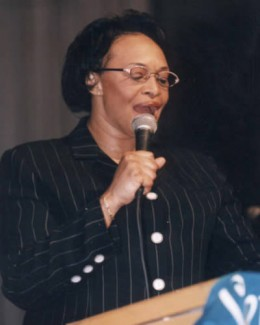 Pastor Jackie McCullough