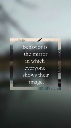Behavior Reveals Personality!