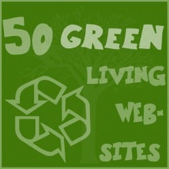 50 Eco Friendly, Green Websites