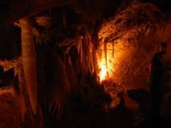 American Locations 6 - Caverns of Sonora