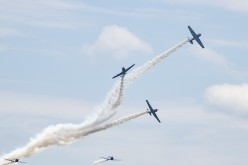 High-Flying Spectacle at the Great New England Airshow