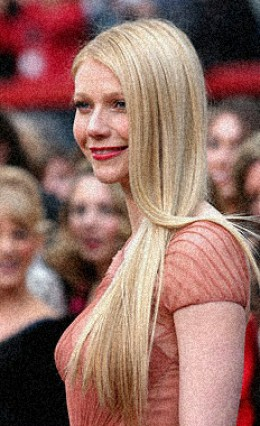 Gwyneth Claims The Lustrous Health of her hair is due to Perfect Prenatal Vitamins