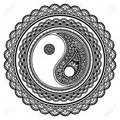 Mandalas: The Sacred Geometry of Creative Balance and Centering Inner Human Psychology Through Art