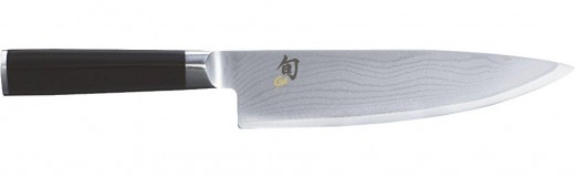 The Shun Classic 8-Inch Chef's Knife.