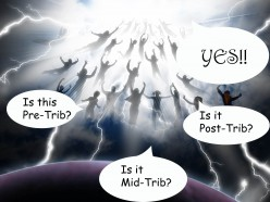 THE RAPTURE THEORY: Is It Before, During, or After?