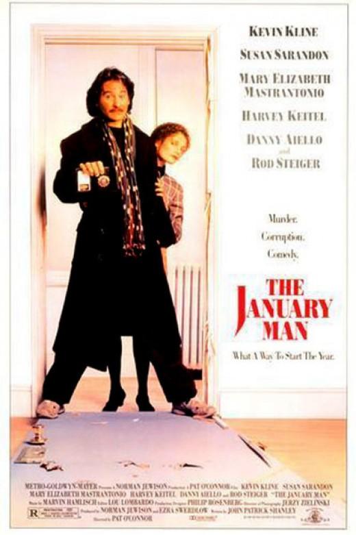 Random Review: The January Man