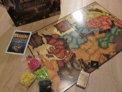 Why the Lord of the Rings Edition of Risk Is a Great Present For LOTR Fans