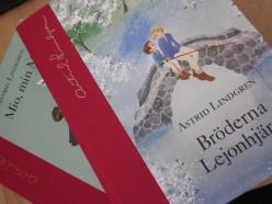 Fantasy books for children