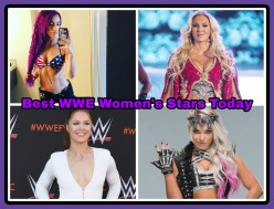 Best Women Superstars in WWE Today