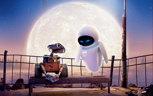 'WALL-E' is not just a beauty story but it's stunningly animated and has a genuine heart of gold. It's five-star, any day of the week!