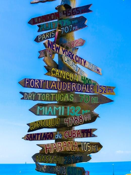 Florida signs