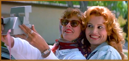 Susan Sarandon and Geena Davis have become cinematic icons with their portrayals of Thelma and Louise.
