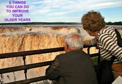 6 Things You Can Do to Improve Your Older Years