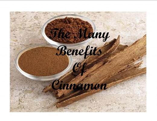 The many benefits of cinnamon