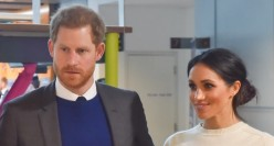 Don't Expect to See Meghan Markle and Prince Harry Anytime in August