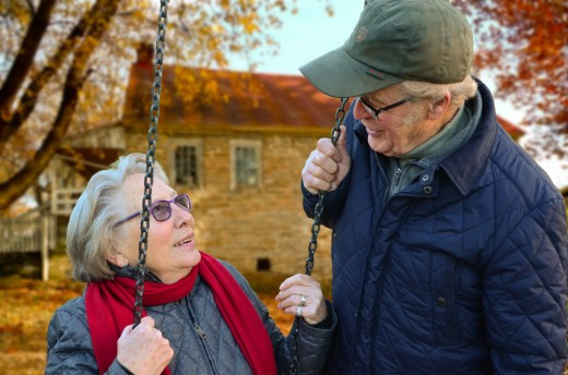 Long-married couples often have sage advice to offer.
