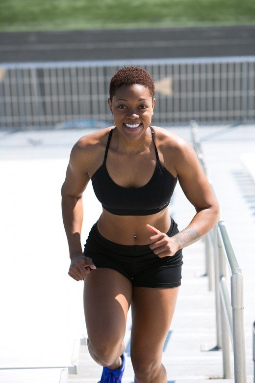 Regular exercise can be a serious stress reliever.