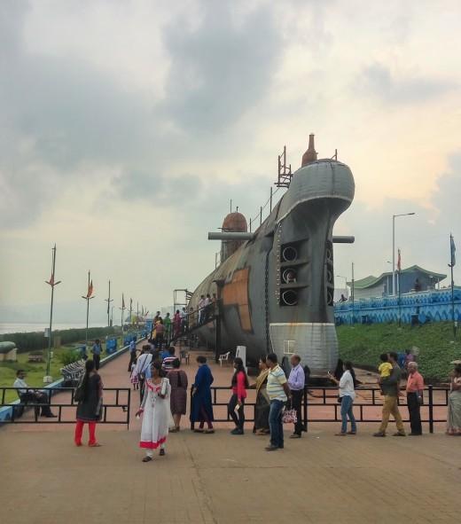INS Kursura Submarine Museum