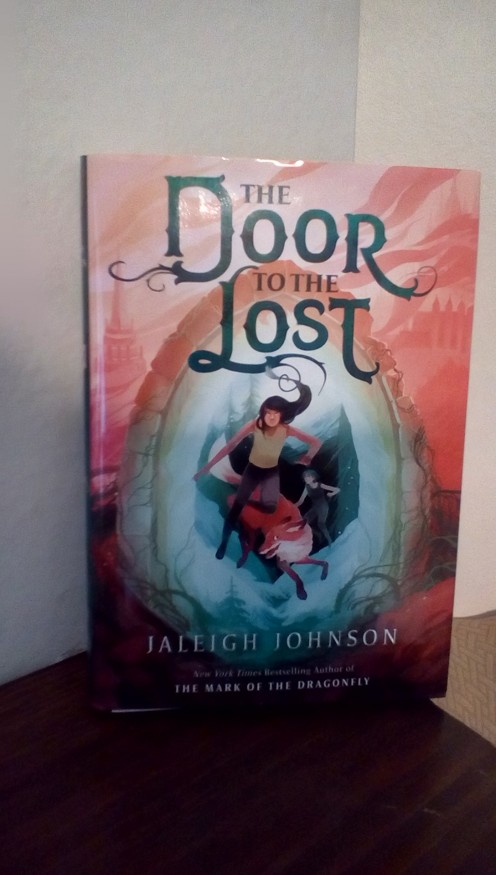 Fast-paced magical read for ages 10-16.