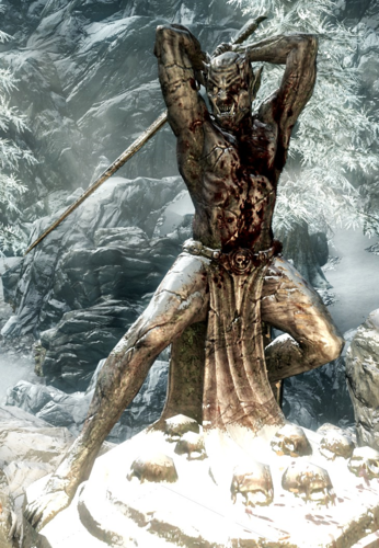 Malacath, the Daedric Prince of the spurned and the ostracized, the keeper of the Sworn Oath, and the Bloody Curse