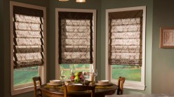 All About Roman Blinds