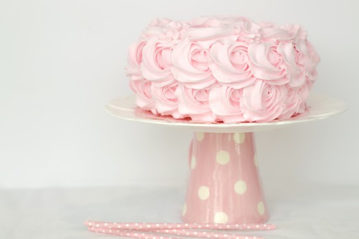 One Piece of This Cake Contains At Least 239 Calories!