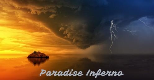 Paradise Inferno--A Scifi Romance Novel--Chapter 3