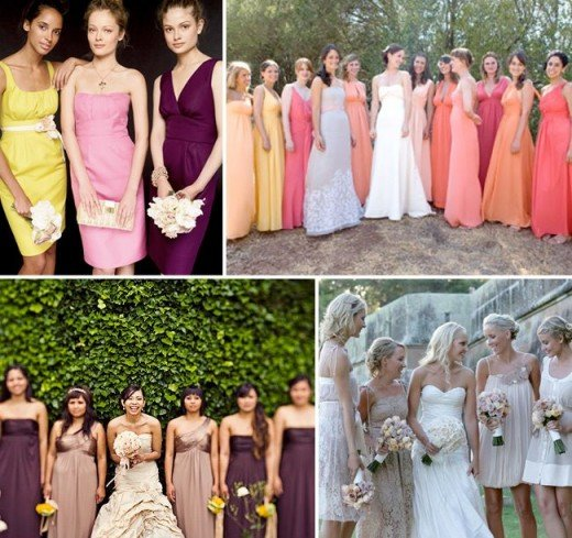 Wedding Dress Styles - Wedding and Honeymoon Planning - Wedding