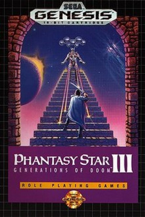 Took a Decade to Get Past the Intro, 'Phantasy Star III' Retrospective