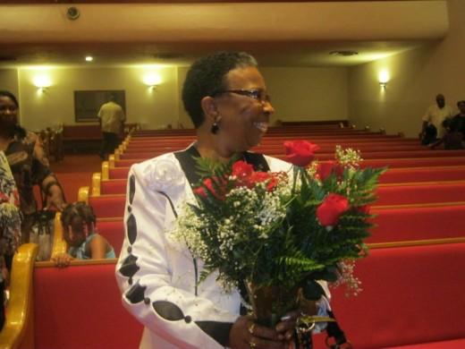 Rev. Dr. Blanche Murphy