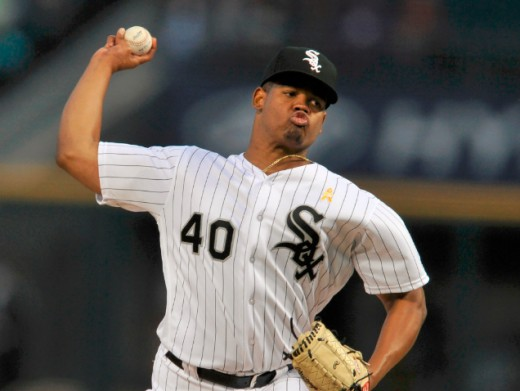 Reynaldo Lopez has been one of the few semi-bright spots on a poor Chicago White Sox team. Him aside, the team has had a lot of problems.