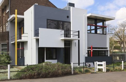 Rietveld Schröder House Utrecht