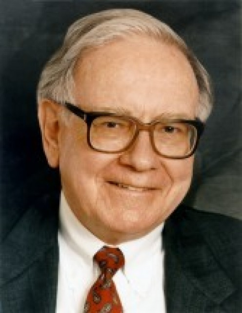 Warren Buffett, chairman, Berkshire Hathaway