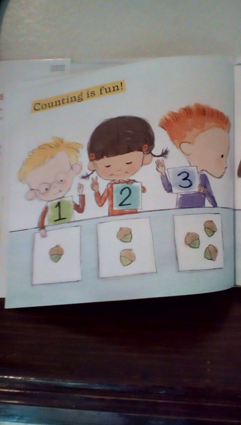 Counting in the Math center