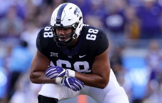 Joseph Noteboom, OT, TCU