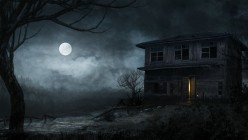 True Tales of Terror:  The Night Visitor