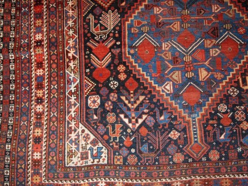A typical carpet of the time