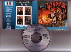 A Review of the Debut Album by German Thrash Metal Band Vendetta