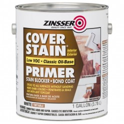 My Review of Zinsser Cover Stain Primer