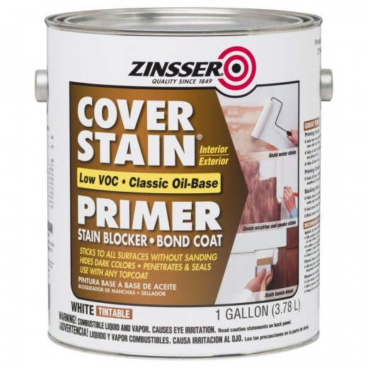 My Review Of Zinsser Cover Stain Primer Dengarden