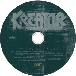Review of the Album Cause for Conflict by German Thrash Metal Band Kreator
