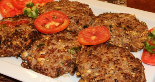 Chapli Kababs