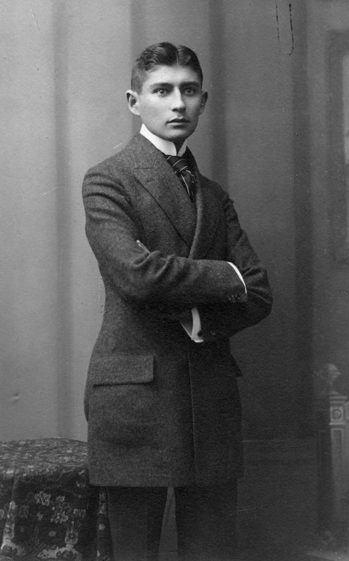 Franz Kafka. While he is now regarded as one of the most important authors of all time, his work remained virtually unknown at the time of his death.