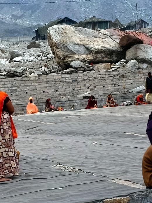 Bheemshila - It protected temple