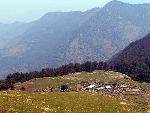 Chofta - A tourist attraction