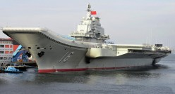 China Feverishly Building up Its Carrier Fleet to Face the Usa but Its Still a Decade Away