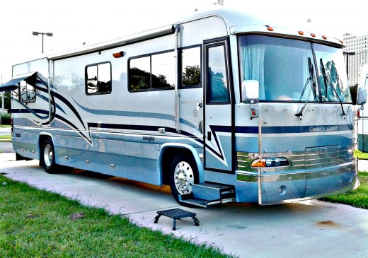 Why buy an RV  hen you can rent one?