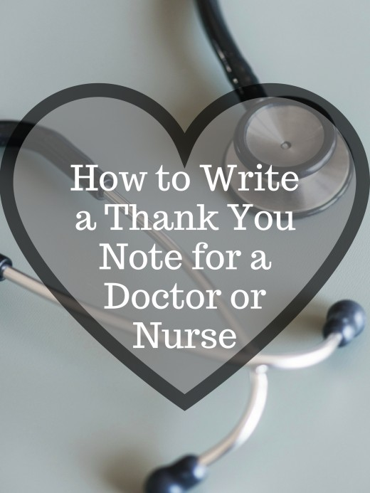 How to write thank you notes for doctors and nurses holidappy how to say thank you to doctors expocarfo Choice Image